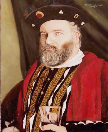 Portrait of Tirloch