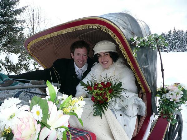 Eric & Tereza's Wedding Celebration Begins