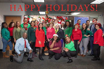 LS 271-2019 Adult Degree Program Christmas Photo