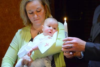 Rebecca Baptism - April 6, 2014