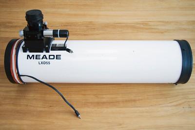 """Meade 6"""" F/5 Schmidt Newton"""