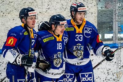 EVZ U20-Elit - SCL Young Tigers