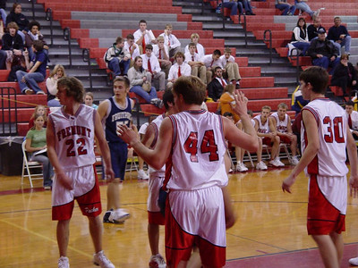Boys JV Basketball - 12/2/2004 Fruitport