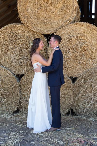 Sawyer and Hanna's Wedding