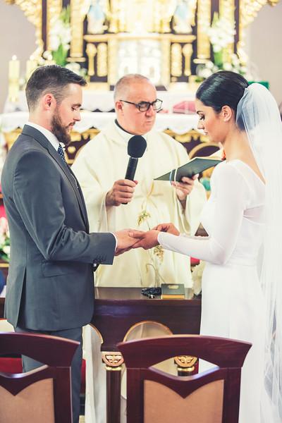 Przygotowania i Ceremonia Slubna