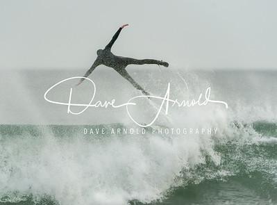 9/22/2020 - Surfing - Gooch's Beach - Kennebunk, Maine - Hurricane Teddie Swell