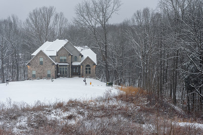 Winter White-Out In Middle Tennessee