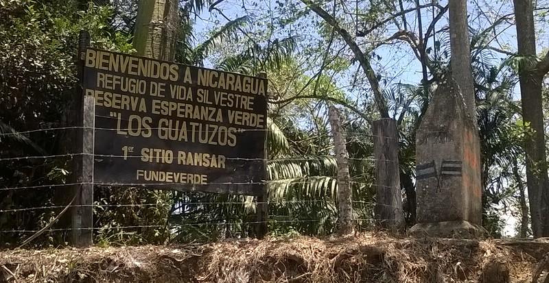 Welcome to Nicaragua.