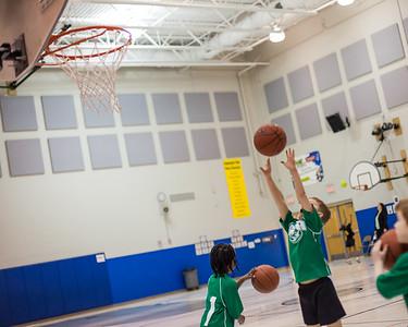 Boys K Basketball