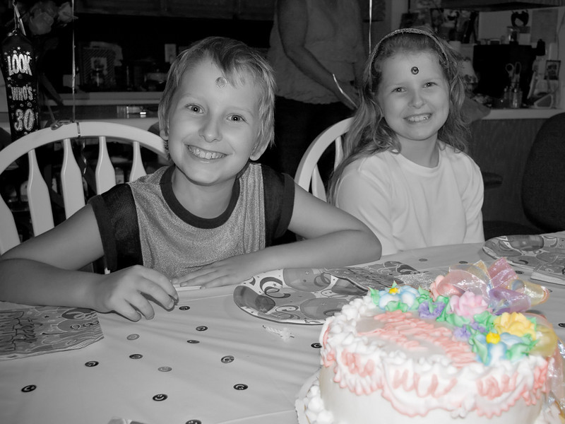 2005.08.04 - Jenn's Birthday Party