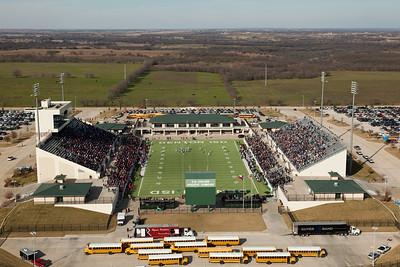 C.H. Collins Stadium - Ryan vs Guyer