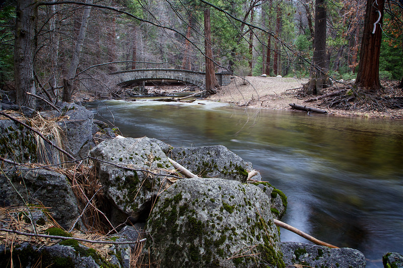 YOS-160217-0003 Yosemite Creek