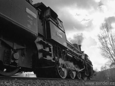 Parní lokomotiva 434