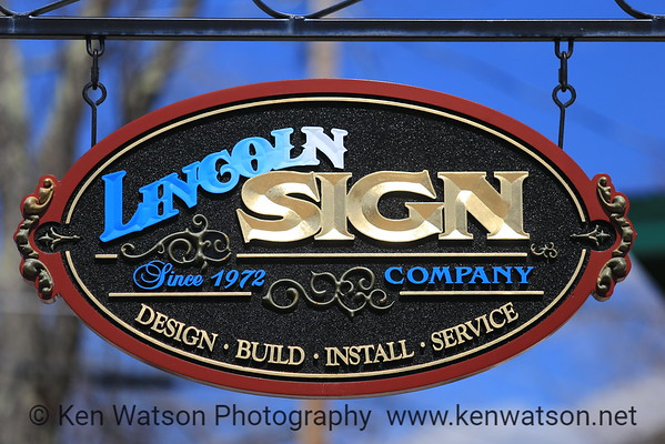 2020 Lincoln Sign Co Project