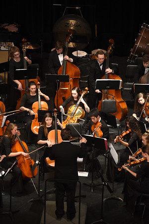Ensemble Holiday Concert 12-21-16