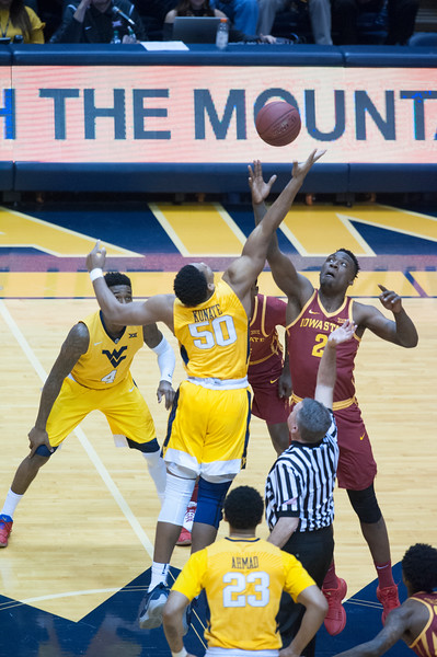 WVU basketball WVU vs Iowa State