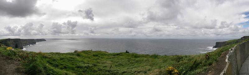 Cliffs of Moher - Ireland - August 12, 2008