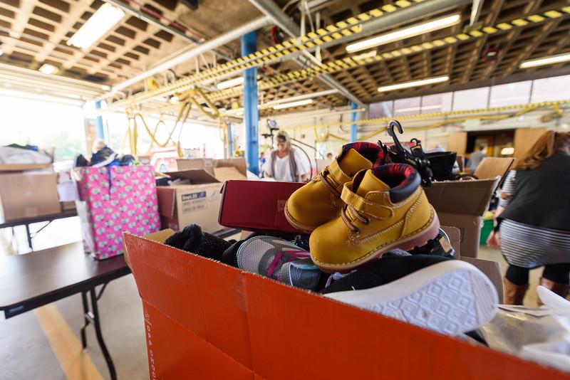 Tysons Partnership Shoes4Kids