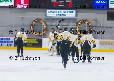 Nauset Boys JV Hockey v Sandwich 12_8_18