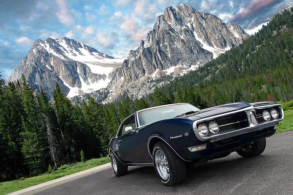 1968 Firebird 400