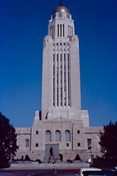 1973-09 - Nebraska State Capital