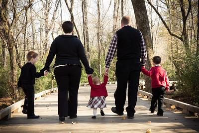 Hawks Family 2012