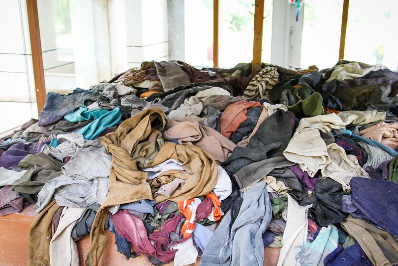 Choeung Ek Genocidal Center - Killing Fields, Phnom Penh - July 2010