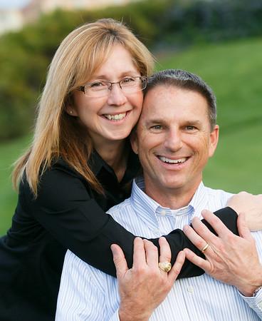 Leslie and Doug