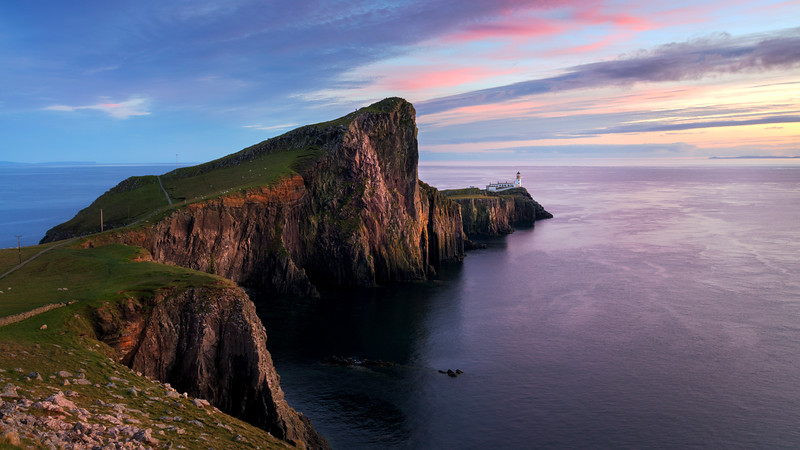 Neist Point Lighthouse sunset Isle of Skye blue hour 2.jpg