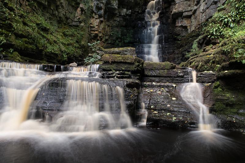 Mill GillForce near Askrigg, Wensleydale, Yorkshire Dales