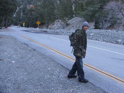 Mount Baldy - 12 Nov 2005