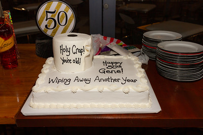 Gene's 50th Birthday Party