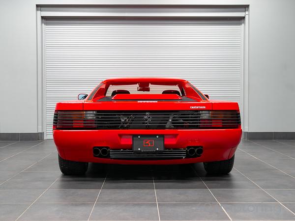 '91 Testarossa - Rosso Corsa