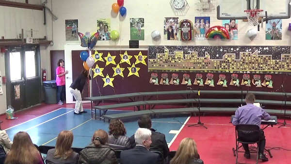 VIDEO - Miss AnnMarie's class Music Show