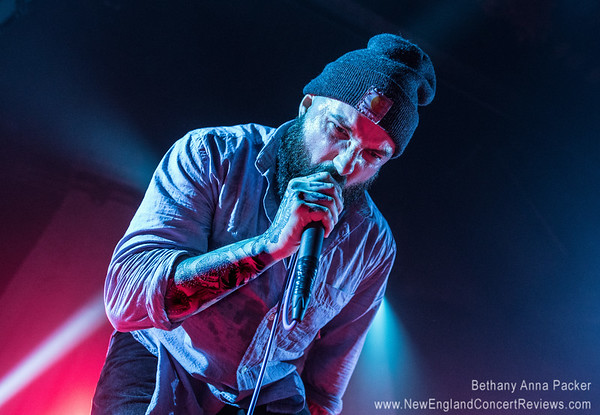 August Burns Red at The Palladium - MA