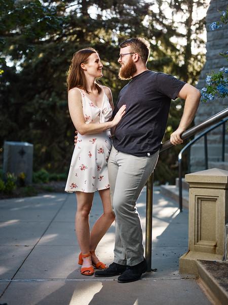 Alyssa + Josh Engagement