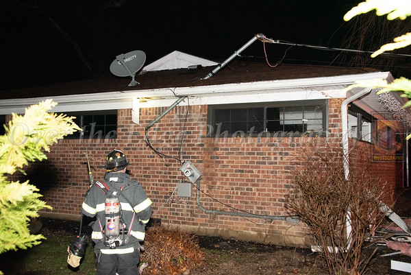 Syosset House Fire 01/12/2020