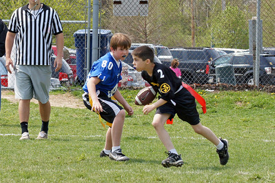 4-17-11 Wentzville Colts Flag Football