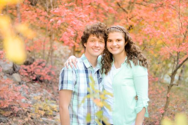 McKay and Sarah