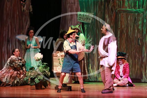 Shrek @ Antonian (The Musical)