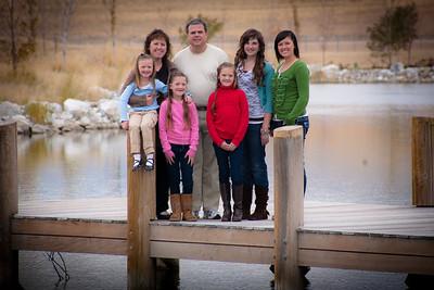 Naegle Family 2011