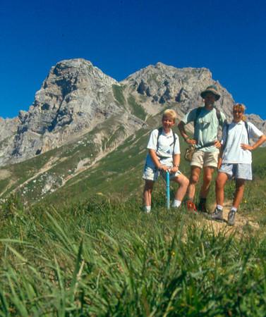 Alps, Haute Savoie, 1991