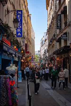 """June 2019 """"Street Scenes"""""""