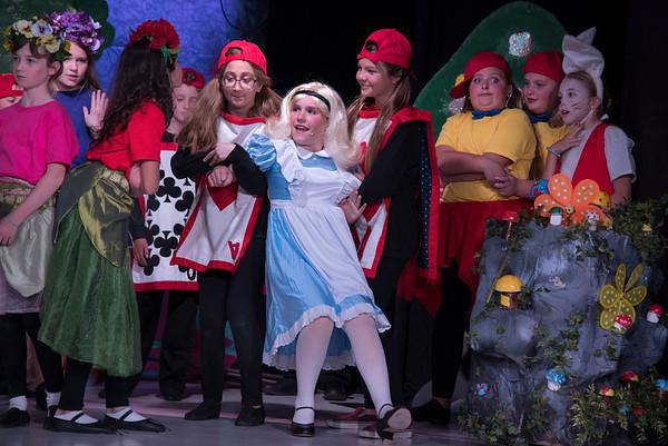MVCS . Alice in Wonderland Jr