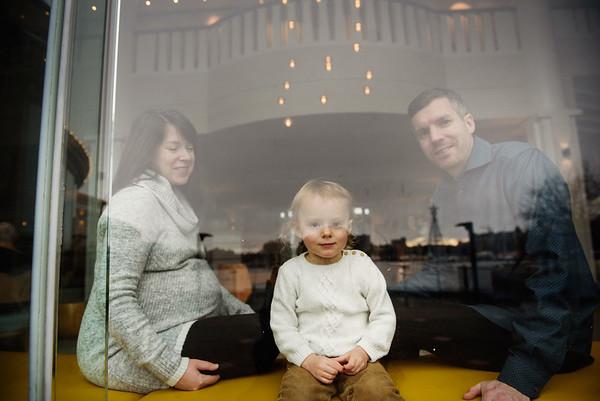 Maternity Portraits January 2020