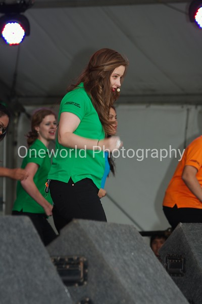 Easter Show Performance