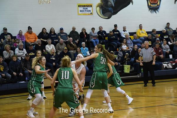 Basketball vs Osage