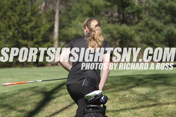 Fallsburg vs. Monticello Girls Golf