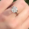 2.04ct Octagonal Flat Cut Diamond GIA K SI1 6