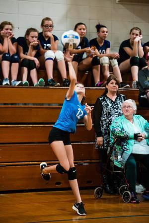10-11-17 Cramer Volleyball